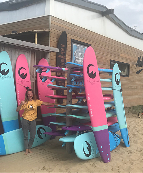 surfgear verhuur