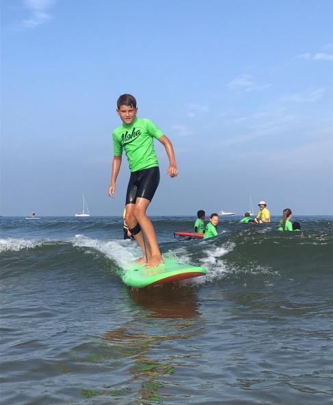 Surfcamp scheveningen