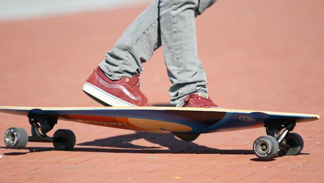 Longboard & Skateboard